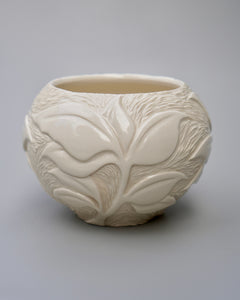 Leaf Tea Bowl 1
