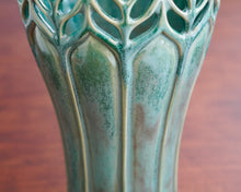 Load image into Gallery viewer, Art Nouveau Vase 2