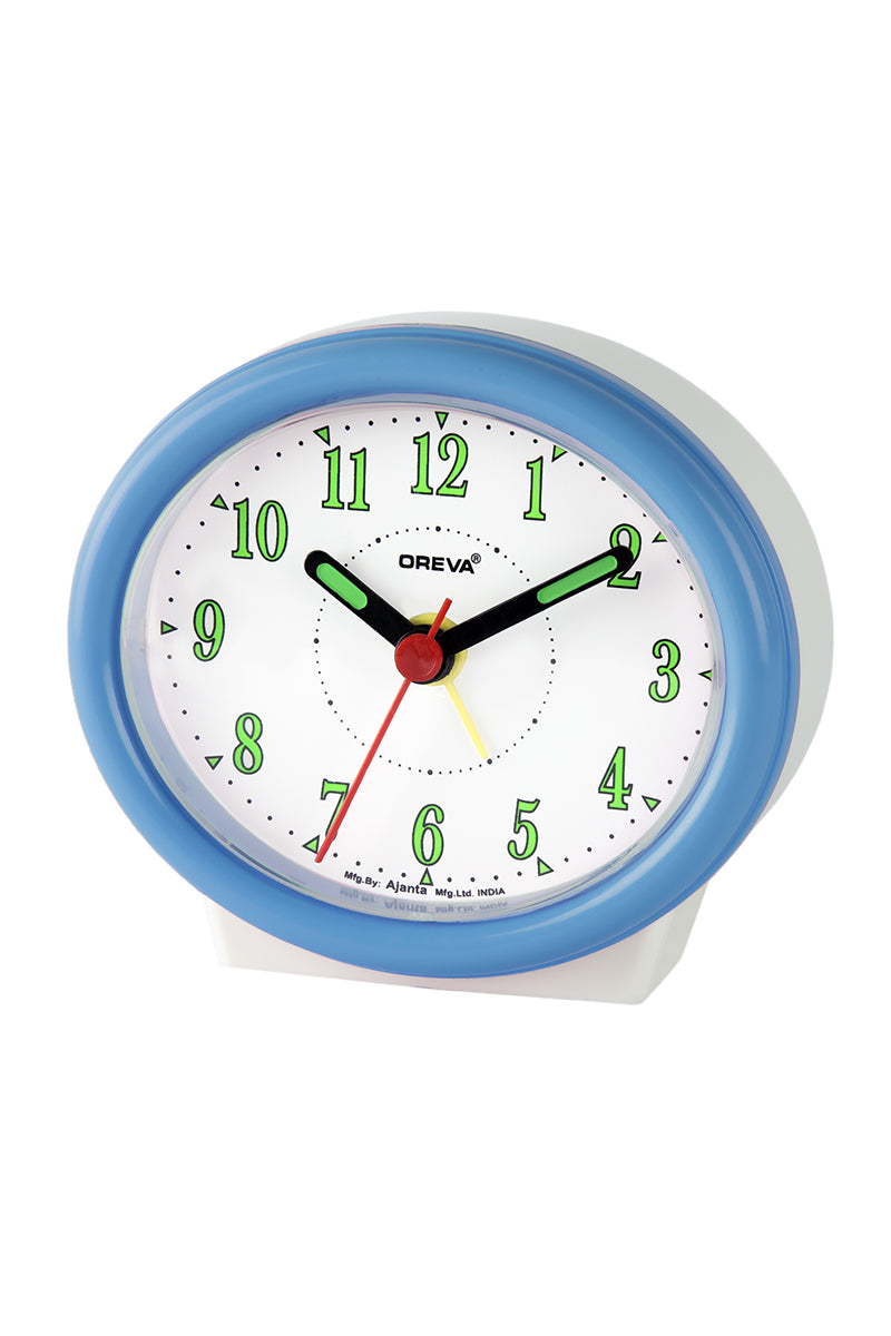 SIMPLE BUZZER TABLE CLOCK WITH PROMPT DESIGN.,AA 3307