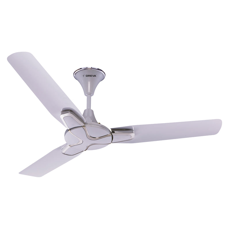 OREVA Ceiling Fan 1200 MM (OCF-7187 ASTER) 75 watts, High speed 380 RPM
