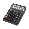 "OREVA LARGE DISPLAY CALCULATOR WITH ""000 FUNCTION"",OR 1812 C,SOLAR & BATTERY"