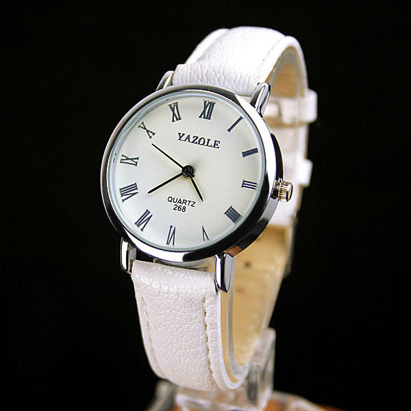 Minimalist Roman Ladies Wristwatch