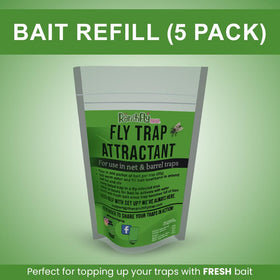 FLY BAIT - 5 Pack