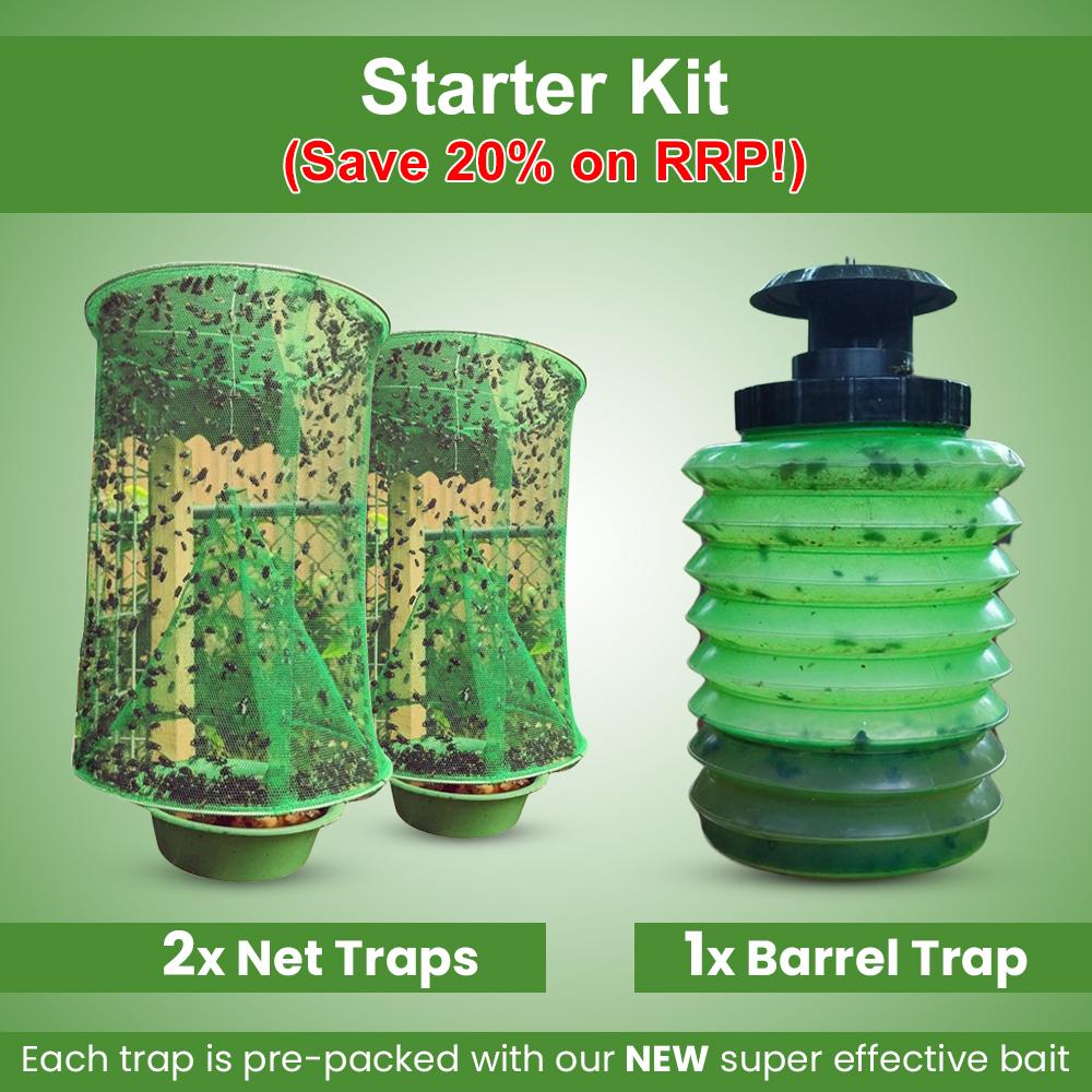The Ranch Fly Trap - Trap & Bait Bundles