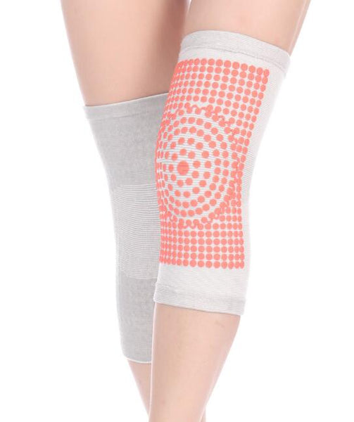 Knee Compression Warmer Cold Heating Support Pads