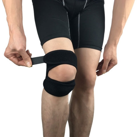 Adjustable Breathable Neoprene Knee Strap Pads Protector