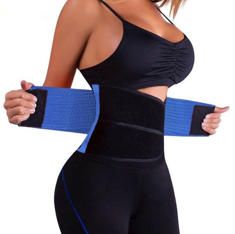 Image of Fitness Corset Waist Trainer Belt