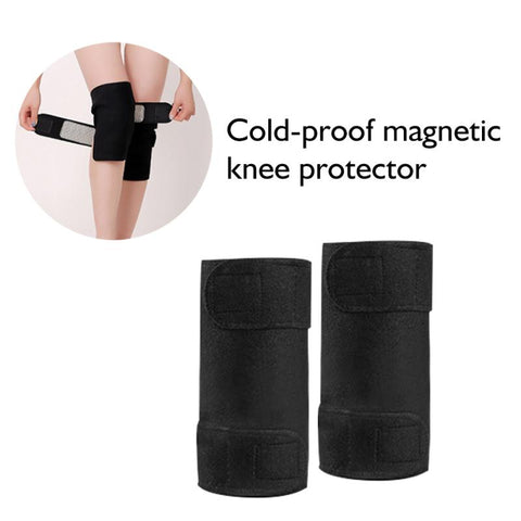 Thermal Therapy Warmer Tourmaline Magnetic Knee Brace Support Protector