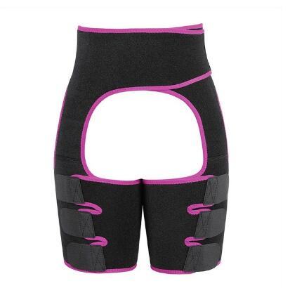 Image of Neoprene Leg Shaper Sauna Quick Dry Shapewear