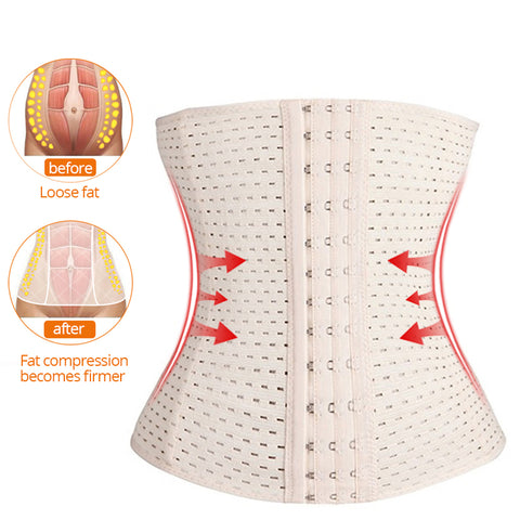 Image of Waist Trainer Corset Shaper