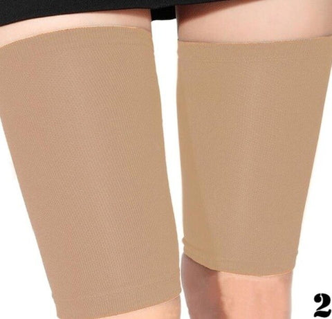 Image of Infused Fiber Arm Compression Sleeve Slimming Shaper and Warmer 2Pcs