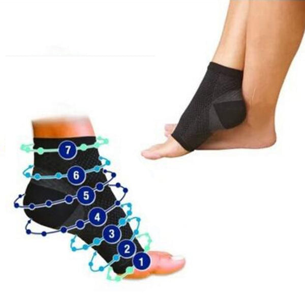 Compression Breathable Foot Socks Support