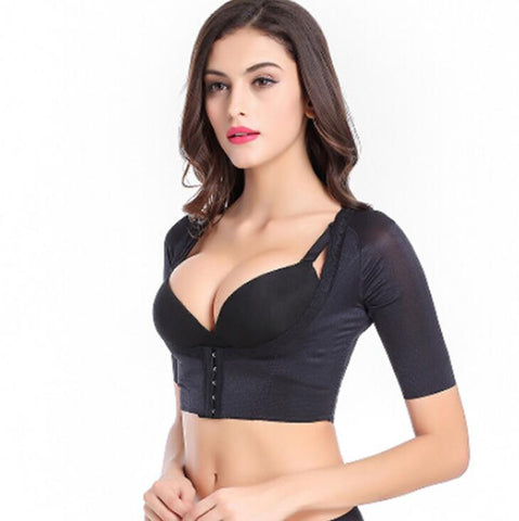 Image of Invisible Arm Slimming Shaper Chest Corrective Plus Size