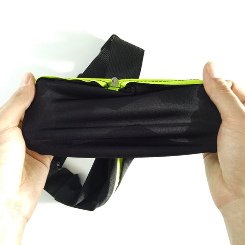Fitness Nylon Waist Pack Bum Hip Belt
