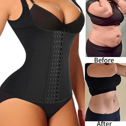 Image of Body Shapers Waist Corset Vest Shaper