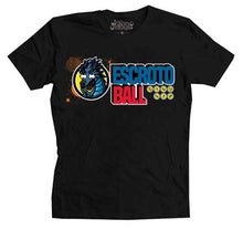 Playera Escroto Ball Negro