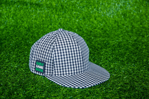Golf ball dotted baseball cap