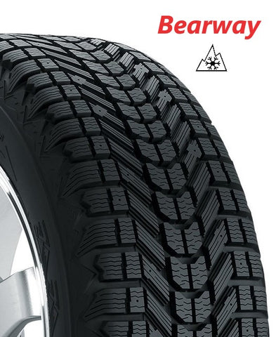 Greentour Winter/Snow & Ice Tires 225/50R17