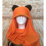 Wicket Ewok Inspired Costume Hat