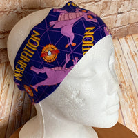 Figment Purple Dragon Imagination Headband