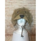 Jailer Dog with Key Costume Hat - Pirates of the Caribbean Inspired Dog Hat