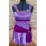 Grecian Goddess Megara Running Costume - Meg Inspired Run Costume