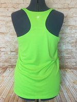 Toy Alien Running Tank Top - Green Alien Costume Shirt