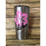 Aloha 20oz Stainless Steel Insulated Tumbler
