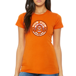 Ewok Beer Label Inspired Fitted Women's T-Shirt
