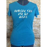 Beware the Eye of Mara Fitted Women's Tee