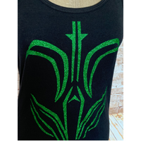 Hela Inspired Costume Tank Top