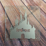 Castle Home Glass Trivet Mini Cutting Board
