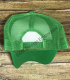 King Cake Mardi Gras Trucker Hat