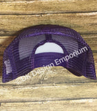 Mardi Gras Pick-Up Line Trucker Hat