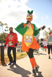 Orange Bird Costume Hat