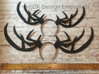 Norse Goddess of Death Headband