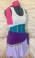 Esmeralda Inspired Gypsy Running Costume