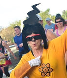 Powerline Inspired Headband - A Goofy Movie Costume Headdress - Rockstar Hair Piece