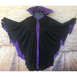 Retro Original Maleficent Inspired Running Costume - Dark Fairy Villain Costume