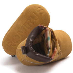 Toddler Leather Soft Sole Shoes