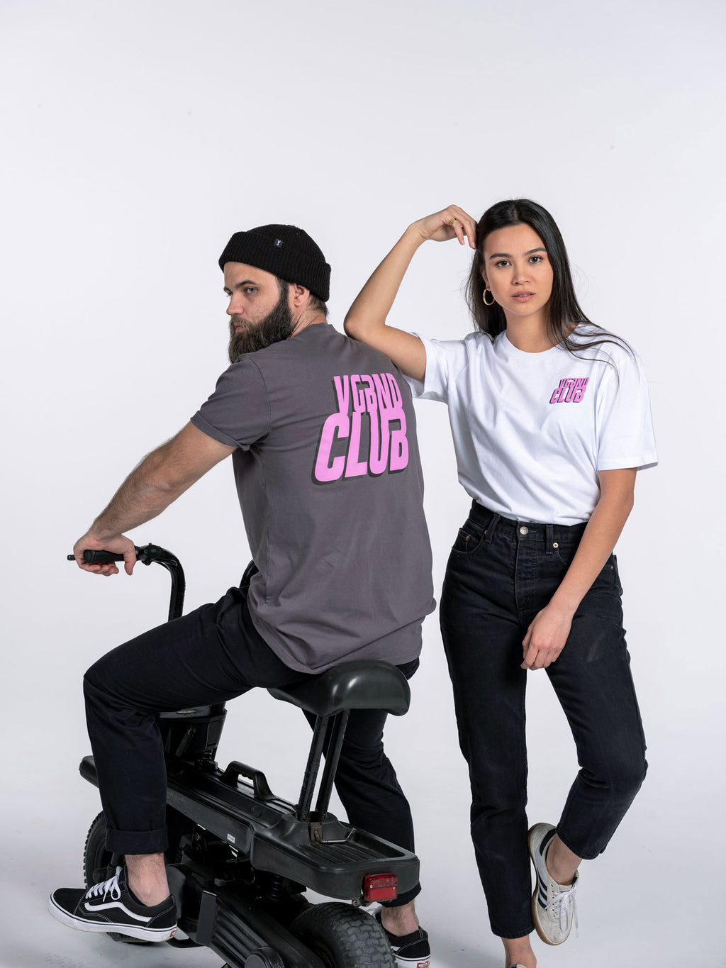 VGB Club T-shirt Unisex