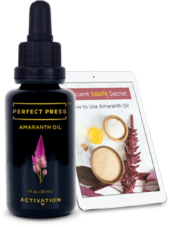 Perfect Press, Amaranth Oil Offer