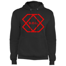 Load image into Gallery viewer, Red Label Core Fleece Pullover Hoodie
