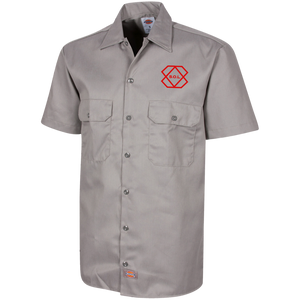 Men's Red Label Short Sleeve Work-shirt