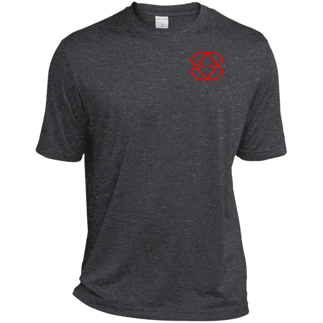 Red Label (Tall) Heather Dri-Fit Moisture-Wicking T-Shirt