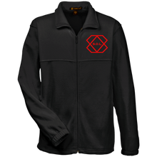 Load image into Gallery viewer, Red Label Fleece Full-Zip