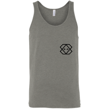 Load image into Gallery viewer, S.O.L Fit Tank (Men's) Black Logo