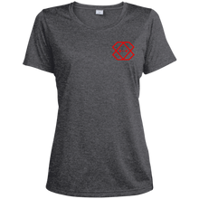 Load image into Gallery viewer, Red Label Heather Dri-Fit Moisture-Wicking T-Shirt