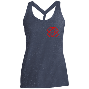 Red Label Ladies' Cosmic Twist Back Tank