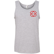 Load image into Gallery viewer, Red Label Cotton Tank Top